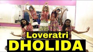 Dholida Video Loveratri | Dance Choreography | Aayush | Neha Kakkar | Alok Kacher | Lsdc Academy