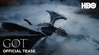 Game of Thrones | Season 8 | Official Tease: Dragonstone (HBO) thumbnail