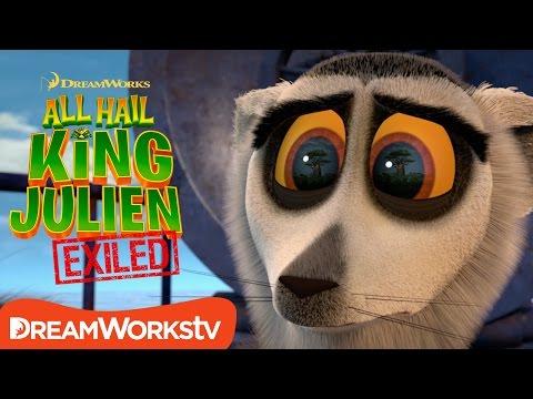 Official Trailer | ALL HAIL KING JULIEN EXILED