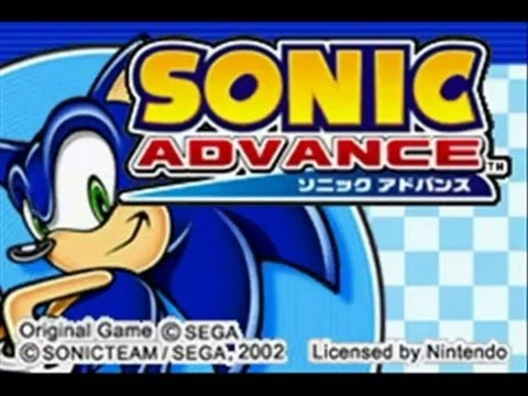 Let's Play Sonic Advance! (Part 1)