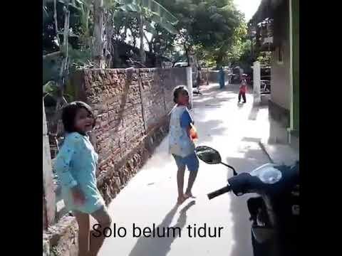 Video Lucu (solo belum tidur)