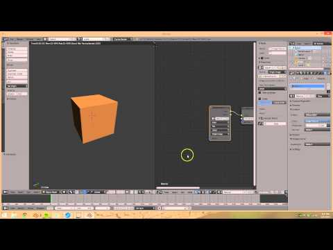 Blender Tip: How to add an image texture in cycles