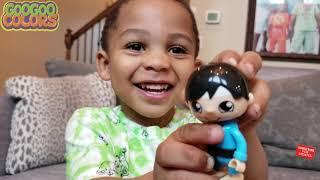 Goo Goo Gaga & Gaga Baby Pretend Play with Ryan Toys!