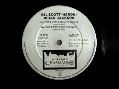 Gil Scott-Heron - The Bottle Original 12 inch Version 1974