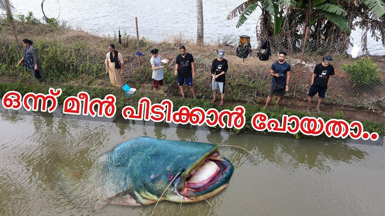 ദൈവമേ...ഒന്ന് മീൻ പിടിക്കാൻ പോയതാ.. | Flood Fishing In Kerala