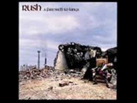 Rush - A Farewell to Kings with lyrics!