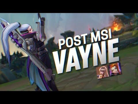 Doublelift - POST MSI VAYNE