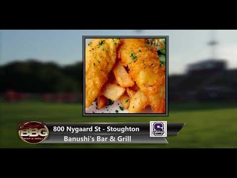 Banushi's Bar & Grill   www.Banushis.com   (608) 873-3700   Packers, Badgers, Brewers & Bucks