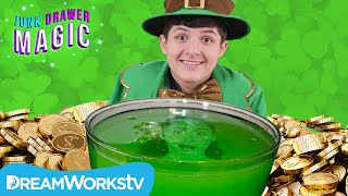 Lucky Leprechaun Drink | JUNK DRAWER MAGIC