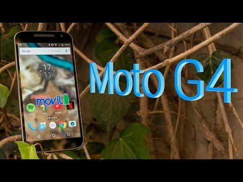Moto G4 - Análisis