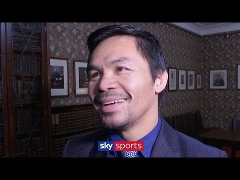 Manny Pacquiao says there is a BIG possibility of a Floyd Mayweather rematch & talks Adrien Broner