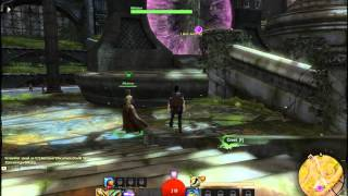 Guild Wars 2  Divinity's Reach  Part 3