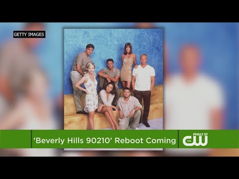'Beverly Hills, 90210' Reboot Coming To CBS