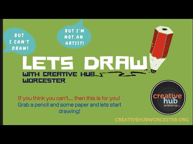 Let's Draw! Episode 1