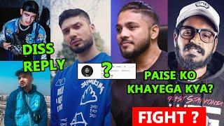 EMIWAY BANTAI FIGHT WITH ? | RAFTAAR BIO | LOKA VS RAIYCHU | KR$NA | RCR | ITS ROHIT ZONE