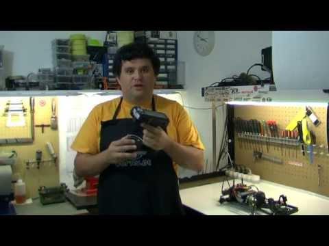 Calibrating Axial AE2 ESC by warny