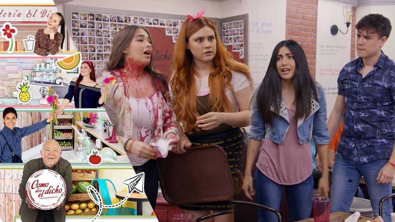 Alejandra muere de celos por culpa de Gaby | Llagas hay que no curan... | Como dice el dicho