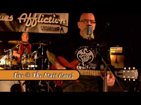 Billy Kavanagh's Blues Affliction Live@The Cave - I Remember When I Was Young