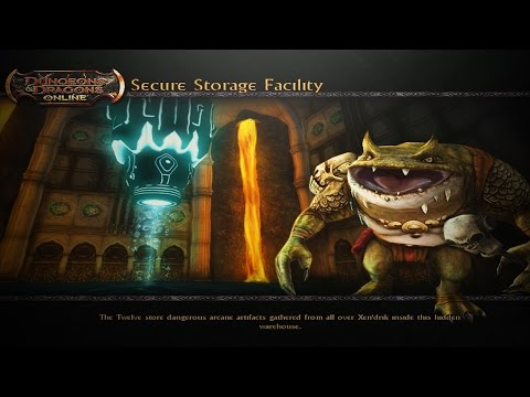D&D Online with the Den Of Wolves | Secure Storage Facility