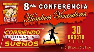 8va. conferencia Hombres Vencedores Spot