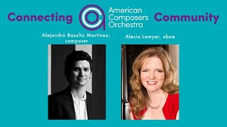 Connecting ACO Community - Alejandro Basulto Martinez & Alecia Lawyer