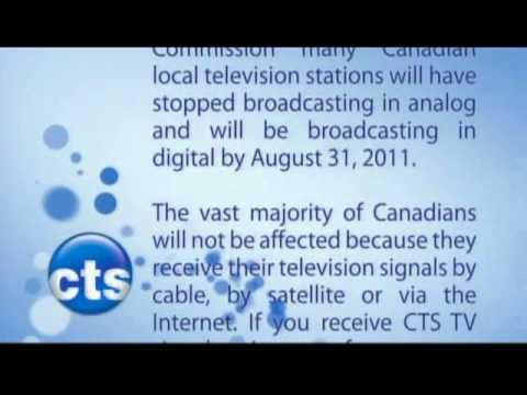 Crossroads Television System digital transition PSA (2011-05-23)