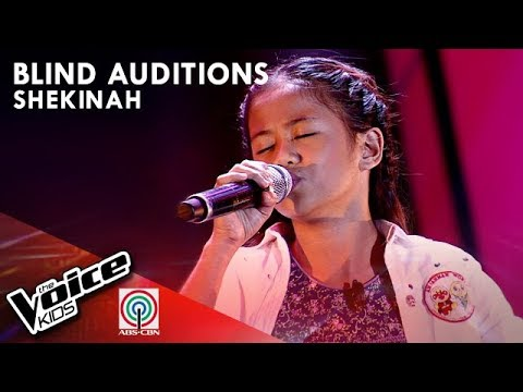 Rise Up by Shekinah Pacaro  The Voice Kids Philippines Blind Auditions 2019