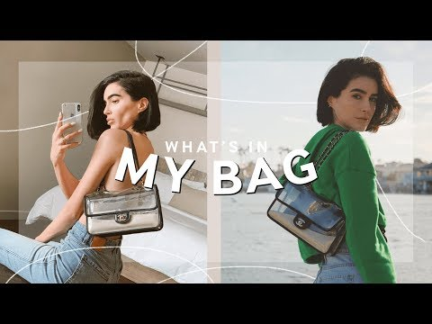 What's In My Bag // Brittany Xavier thumbnail