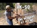 The AK-50: One Mistake At A Time -Gun Life #26
