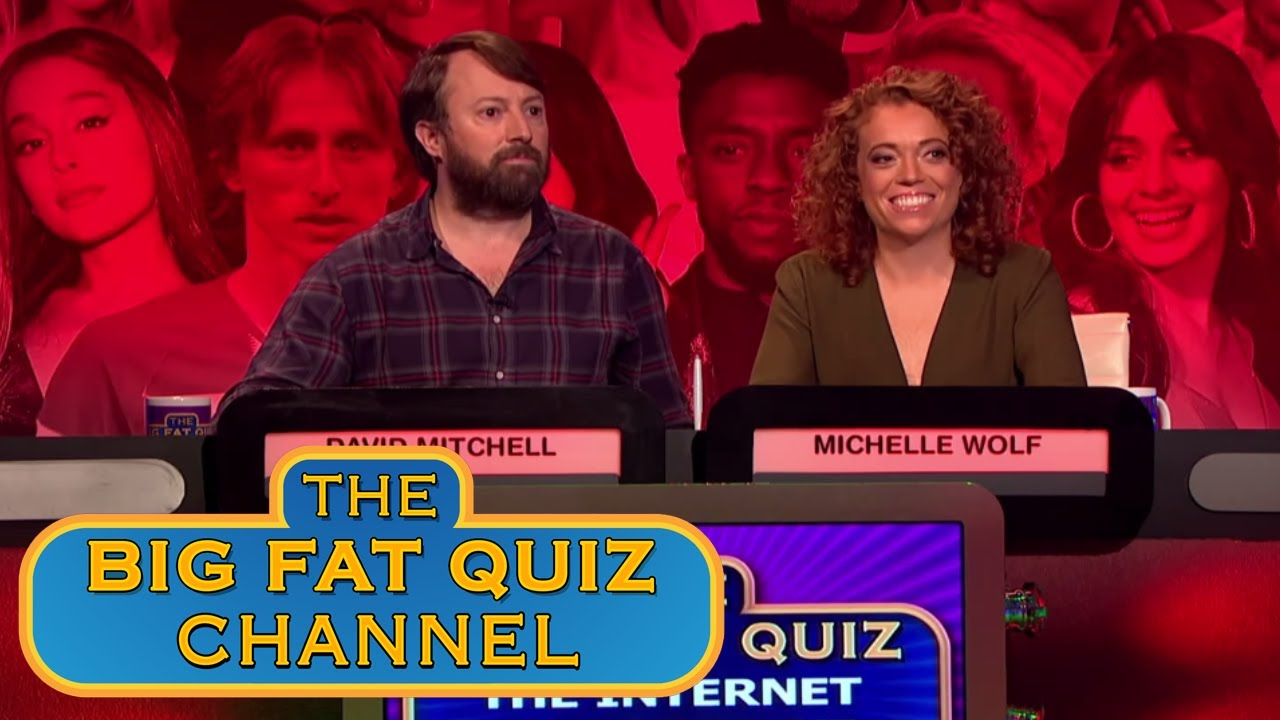Team Names   Big Fat Quiz Of The Year 2018