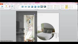 How to make a moodboard with powerpoint