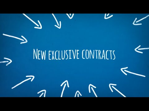New exclusive contracts