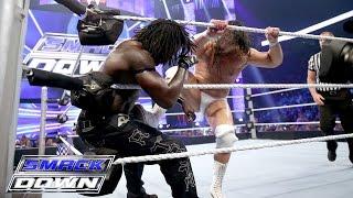 R-Truth vs. Bo Dallas: SmackDown, Sept. 3, 2015