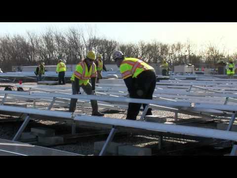 Henkels & McCoy - Rooftop Solar Installation