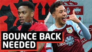 Bounce Back Needed  Man United vs Burnley   Premier League Preview