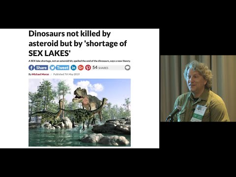 Evaluating Fringe And Pseudoscience Ideas In Paleontology (Thomas Holtz)