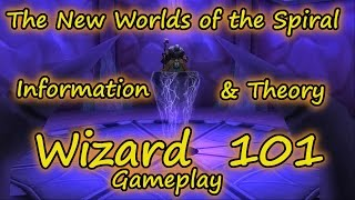 Wizard101: Gameplay - The NEW Wizard101 Worlds, Information and Theory of Polaris Empyrea and Mirage