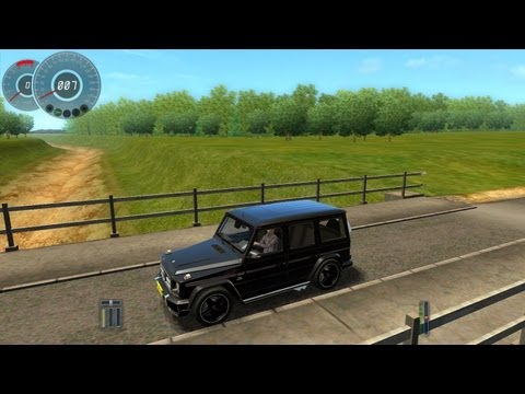 City Car Driving 1 3 3 Mercedes Benz G65 Amg 6x6 1080p