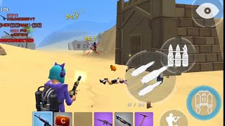Rocket Royale 2 BUNKERS IN 1 MATCH AND LEGENDARY CHEST OPENING - Android Gameplay #413 screenshot 5