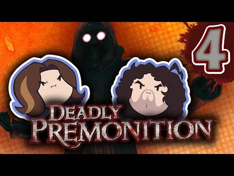Deadly Premonition: Super Jazzed - PART 4 - Game Grumps