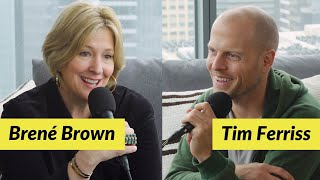 Brené Brown on How to Navigate the Emotions You're Unwilling to Feel | The Tim Ferriss Show