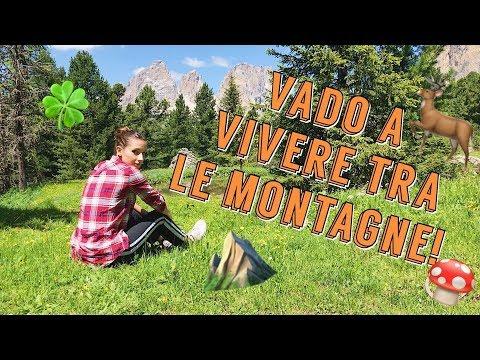 UN MESE IN TRENTINO Alto Adige! Vlog Giugno/Luglio 2018 | Francesca Rouge