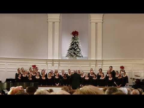 2018 Christmas Choir Concert Ballard Memorial High School