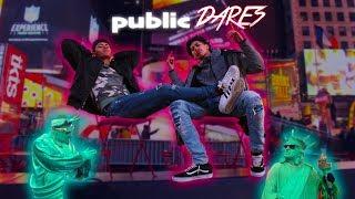 CRINGEY Public Dares in NYC (Social Experiments)