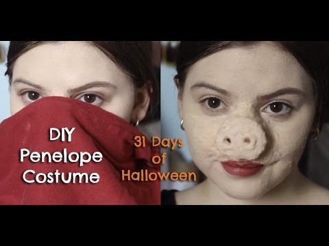 penelope costume diy part 2 31 days of halloween day 19