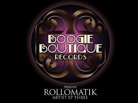 Rollomatik - We Love to Party