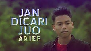 Arief - Jan Dicari Juo (Lagu Minang Terbaru)
