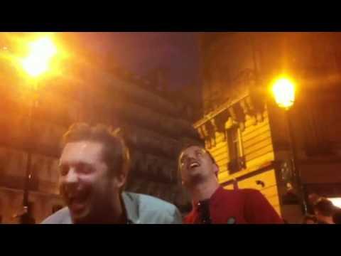 Paris street karaoke - Blur (cover)