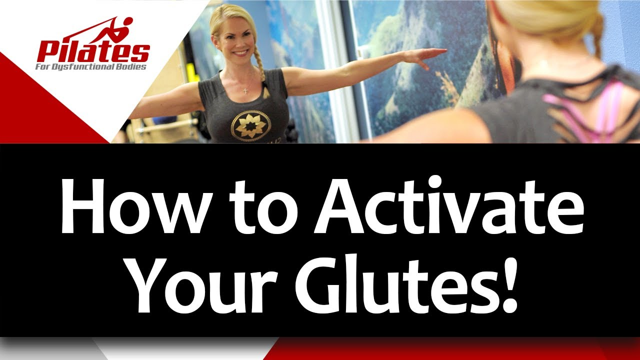 How to Activate Your Glutes!