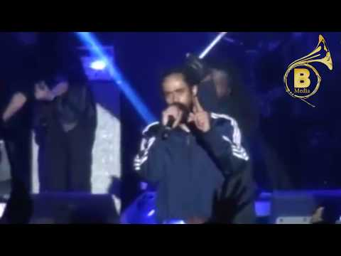 Damien Marley Live in Nairobi Kenya (Full Performance prt.1)